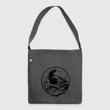 Gecko - Shoulder Bag made from recycled material
