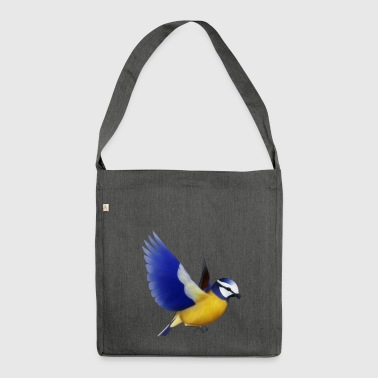 Amsel - Schultertasche aus Recycling-Material