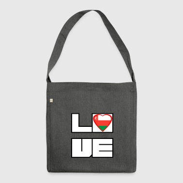 Love Land Roots Oman - Shoulder Bag made from recycled material
