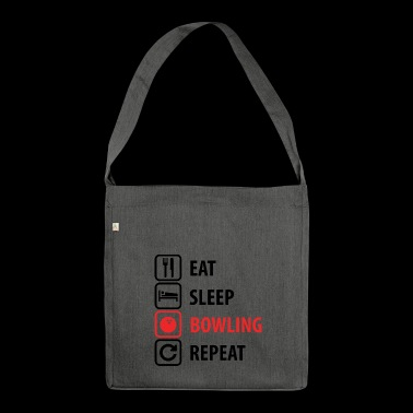 Bowling - Shoulder Bag made from recycled material