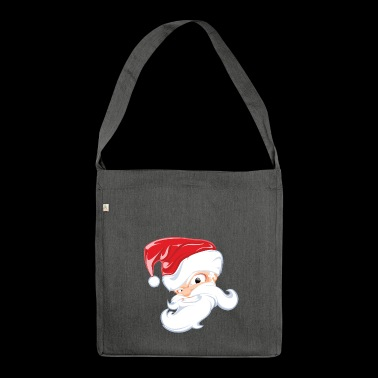 Saint nicholas - Shoulder Bag made from recycled material