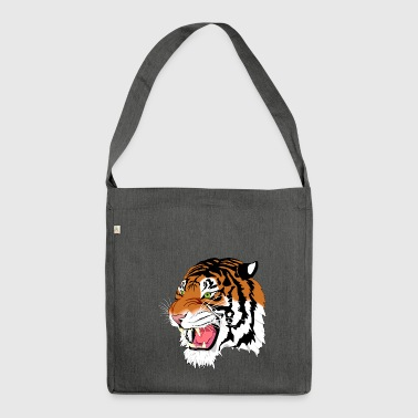 TIGER - Shoulder Bag made from recycled material