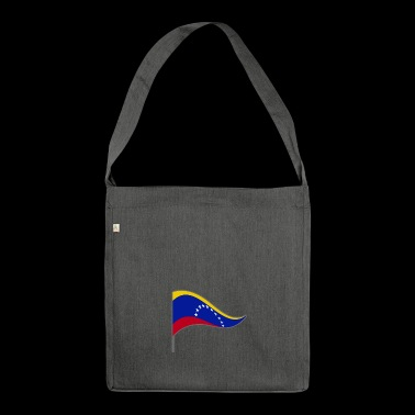 Venezuela. South America. Flag. National Colors. flags - Shoulder Bag made from recycled material