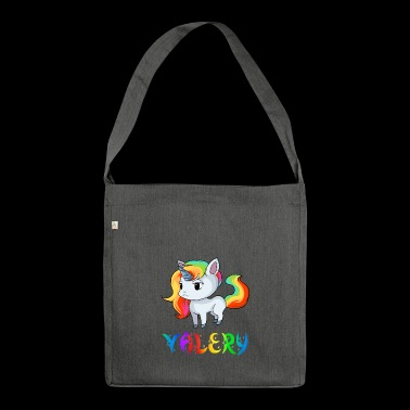 Valery unicorn - Shoulder Bag made from recycled material