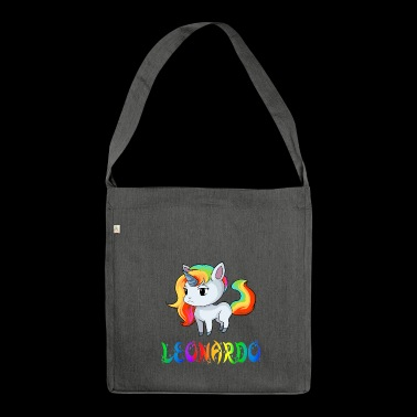 Unicorn Leonardo - Shoulder Bag made from recycled material