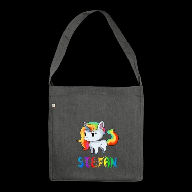 Unicorn Stefan - Shoulder Bag made from recycled material