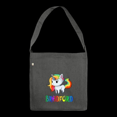 Unicorn Bradford - Shoulder Bag made from recycled material