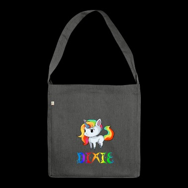 Unicorn Dixie - Shoulder Bag made from recycled material