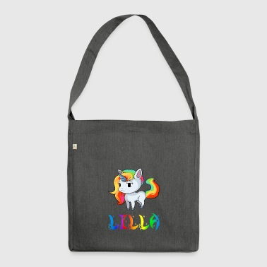 Unicorn Lilla - Borsa in materiale riciclato