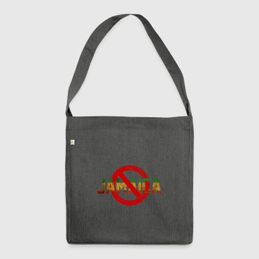 Jamaica coalition - Shoulder Bag made from recycled material