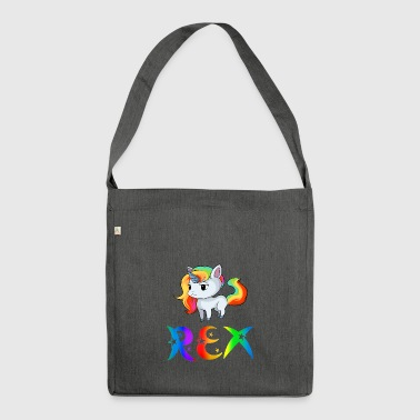 Unicorn Rex - Shoulder Bag made from recycled material