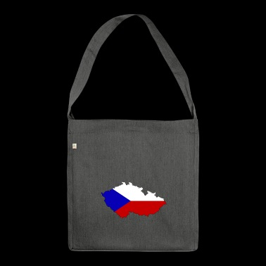 Czech Republic - Czech republic - Country - Shoulder Bag made from recycled material