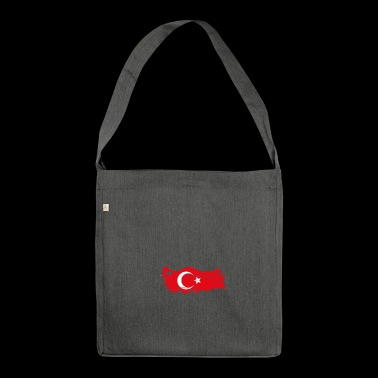 Turkey - Borderline - Shoulder Bag made from recycled material