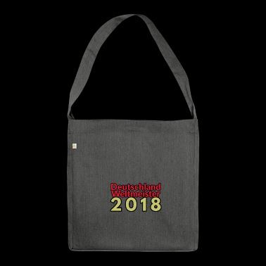 World Champion - Shoulder Bag made from recycled material