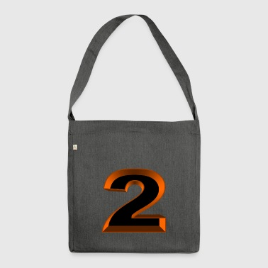 Catoon - Schultertasche aus Recycling-Material