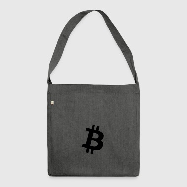 Bitcoin Solo S - Schultertasche aus Recycling-Material