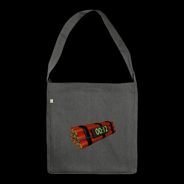 TNT Dynamite - Shoulder Bag made from recycled material