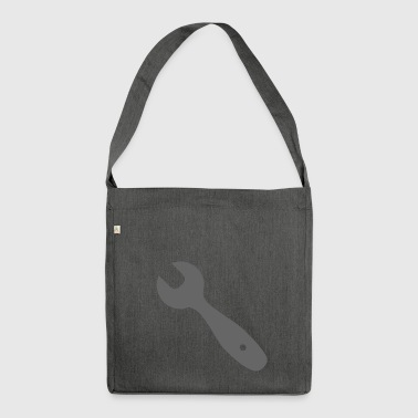 Tool - Shoulder Bag made from recycled material
