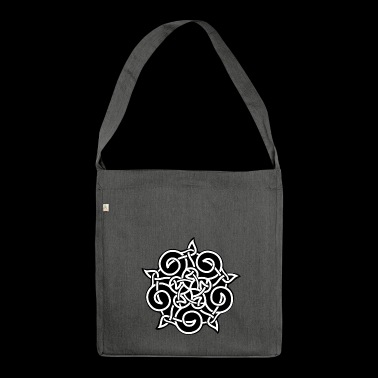 ornament - Shoulder Bag made from recycled material