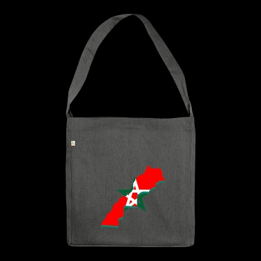 Morocco Morocco t-shirts - Shoulder Bag made from recycled material