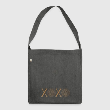 XOXO 3 - Shoulder Bag made from recycled material