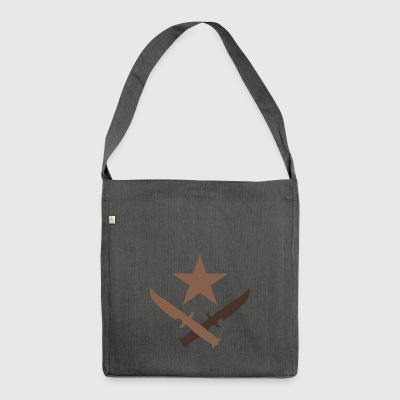 T Logo - Cs:go artwork - Sac bandoulière 100 % recyclé