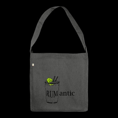 Rumantic RUM - Shoulder Bag made from recycled material