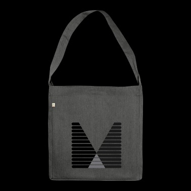 shapes - Shoulder Bag made from recycled material