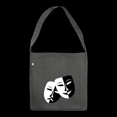 Drama - Shoulder Bag made from recycled material