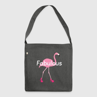 Fabulous - Shoulder Bag made from recycled material