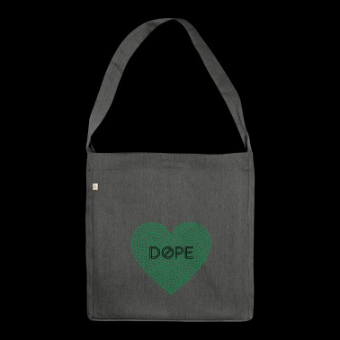 DOPE - Shoulder Bag made from recycled material