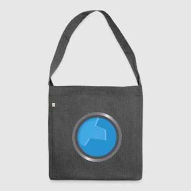 window - Shoulder Bag made from recycled material