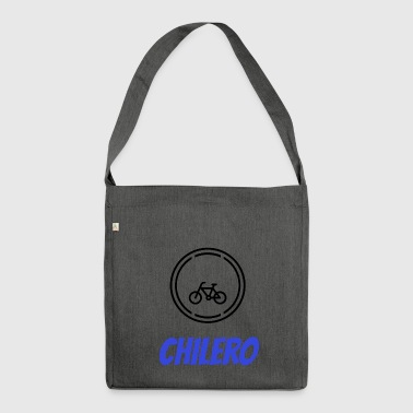logos - Shoulder Bag made from recycled material