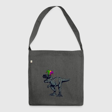 t rex - Shoulder Bag made from recycled material