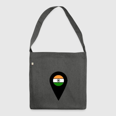 India - Borsa in materiale riciclato