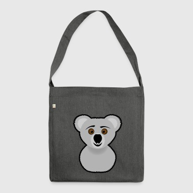Koala - Shoulder Bag made from recycled material