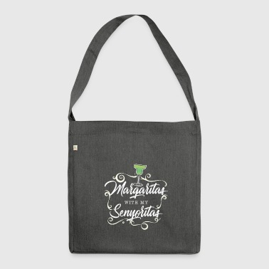 Margaritas Alcohol Mexican Mexican Tequila - Shoulder Bag made from recycled material