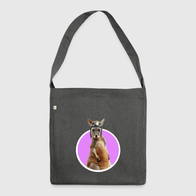 Roo - Schultertasche aus Recycling-Material