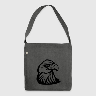 American Eagle Freiheit - Schultertasche aus Recycling-Material
