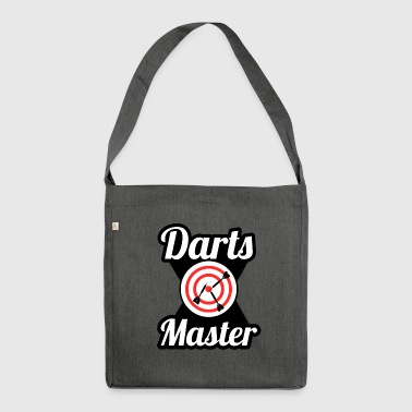 Darts Master Master Player - Shoulder Bag made from recycled material