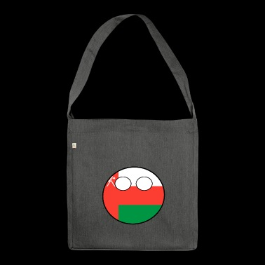 Countryball Country Home Oman - Shoulder Bag made from recycled material