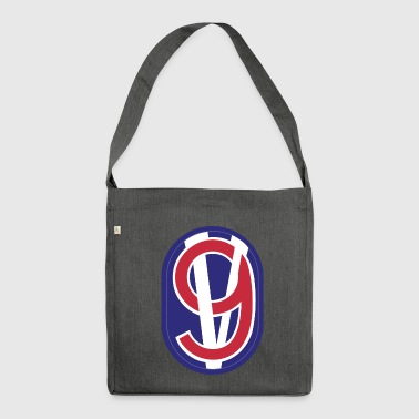 95th Training Division - Sac bandoulière 100 % recyclé