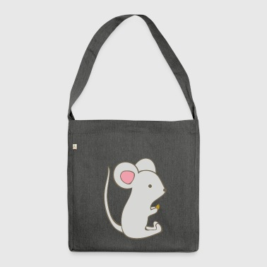 mouse - Shoulder Bag made from recycled material