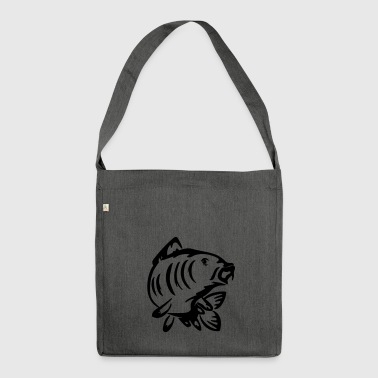 carp - Shoulder Bag made from recycled material