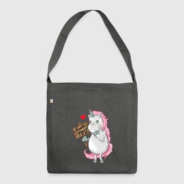 Unicorn FY - Shoulder Bag made from recycled material