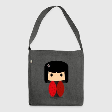 kawaii Ksi - Shoulder Bag made from recycled material
