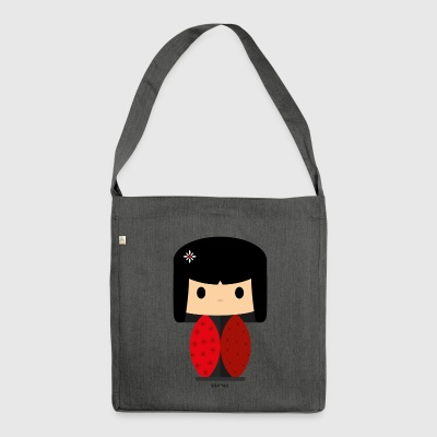 kawaii Ksi - Borsa in materiale riciclato