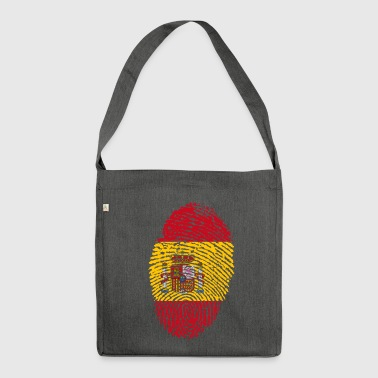 SPAIN 4 EVER COLLECTION - Shoulder Bag made from recycled material