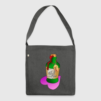 Gift - Schultertasche aus Recycling-Material