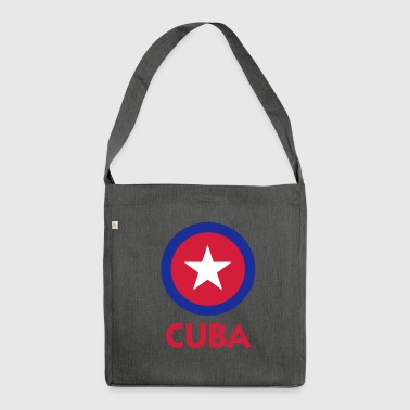 Communist Cuba - Shoulder Bag made from recycled material